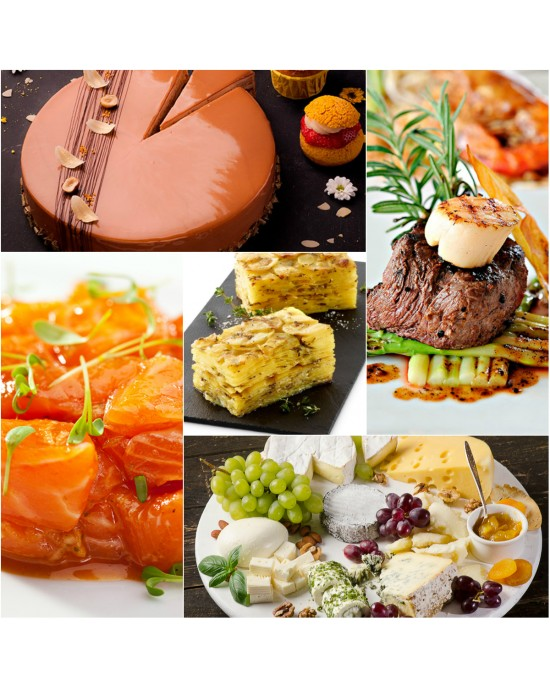 Exclusive New Year´s Buffet